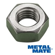 M6 NUTS STAINLESS STEEL